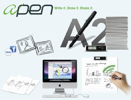 Ручка A2 SmartPen
