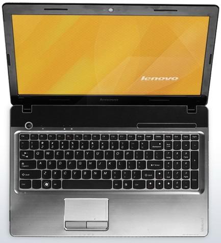 Lenovo IdeaPad Z (клавиатура)