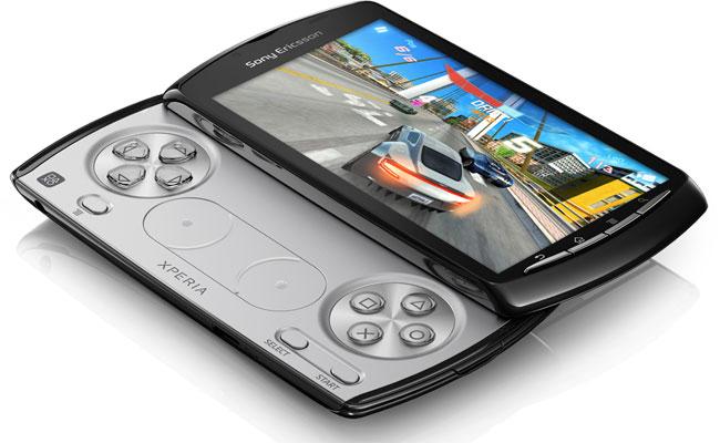 Sony Ericsson Xperia Play: внешний вид