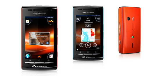 Смартфон W8 Walkman