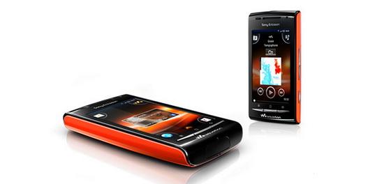 Смартфон Sony Ericsson W8 Walkman