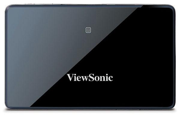 Планшет Viewsonic Viewpad 7, задняя панель