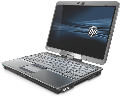 HP EIitebook 2740p: ноутбук-трансформер
