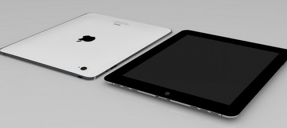 Коцепт планшета iPad 3