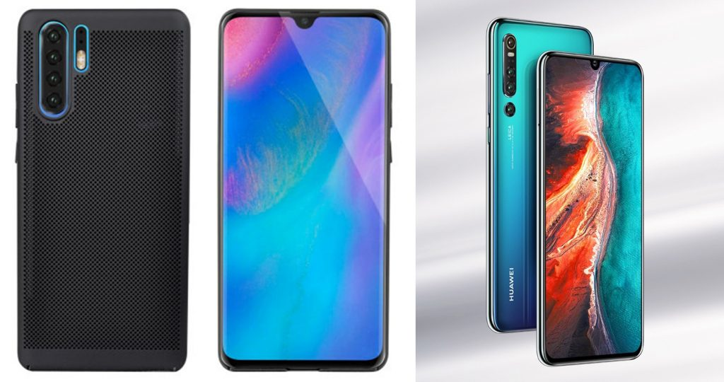 Huawei-P30-Pro-Olixar-case-render-Mobile-Fun-vs-Weibo-leak-1024x540